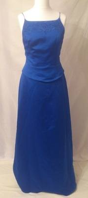 NEW Forever Yours Royal Blue Bridesmaid Dress - Size 14/16