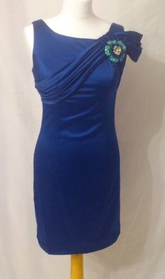NEW A-List Royal Blue Cocktail Dress - Size 10