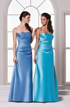 BM Sale Dress - D'Zage - DAB11256-CORNFLOWER-TOPAZ-1