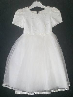 Gorgeous Ivory Sweetie Pie Flowergirl Dress - Age 4/5yrs
