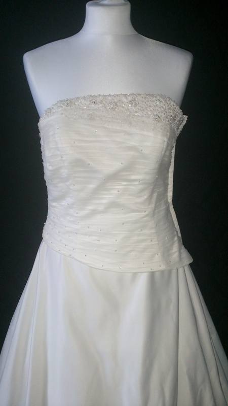 Bridal Sale Dress - cwd3b