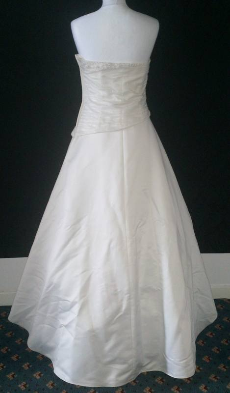 Bridal Sale Dress - cwd3c