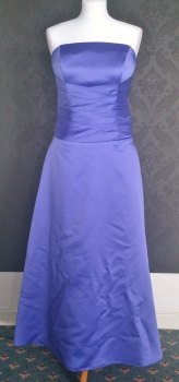 NEW Beautifull Alexia Purple Bridesmaid Dress - Size 8 & 16 Available