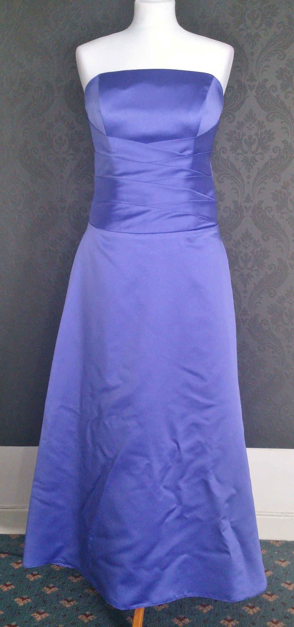 Alexia NEW Beautifull Purple Bridesmaid Dress - Size 12 & 16 Available
