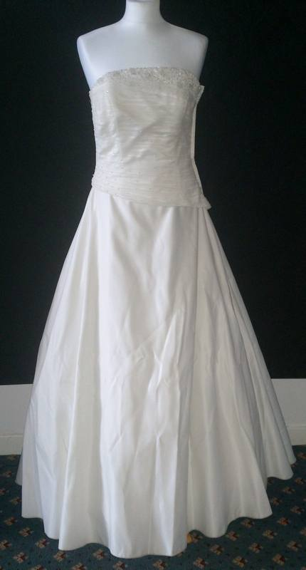 Charity Sweetheart Gown
