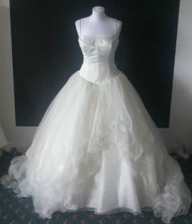 Bridal Sale Dress - PL VRWD01