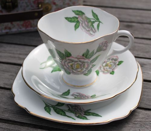 Windsor bone china, Tea for One Set