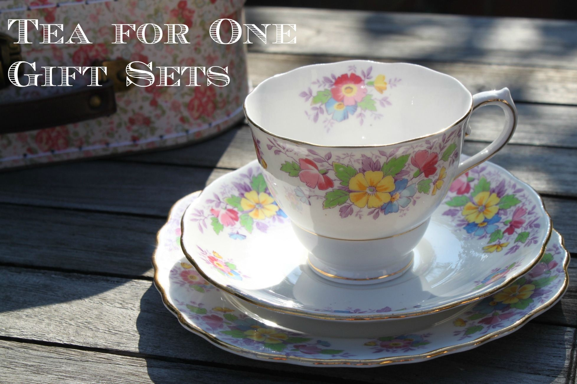Tea for One Gift Sets