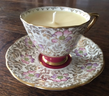 Royal Stafford, Winter Spice Teacup Candle