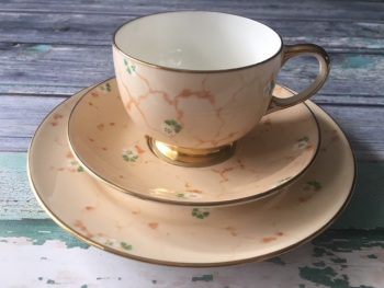 Paragon bone china Tea for One Set