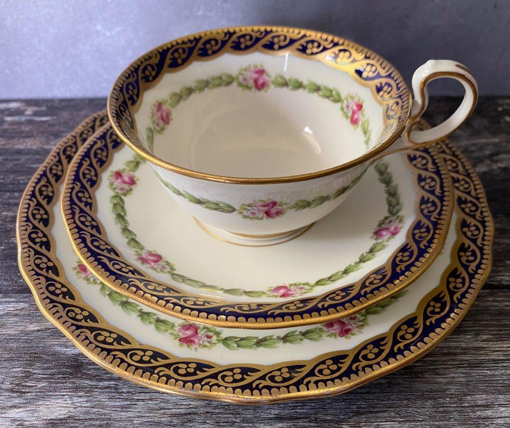 Aynsley Tea for One Set