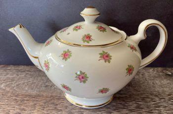 Salisbury Rosebud 2 - 3 Cup Teapot