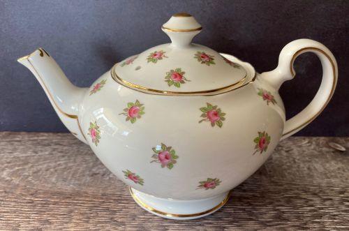 Small Salisbury Rosebud Teapot