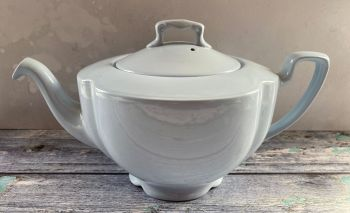 "Johnson Bros ""Greydawn"" 6 Cup Teapot"