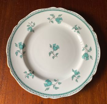 "Spode ""Darlington"" Bone China Dinner or Serving Plate"
