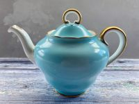Adderleys Small 2-3 Cup Sky Blue Teapot