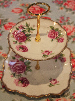 Two Tier Cake Stands