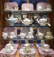 Beautiful Vintage China Tea Sets