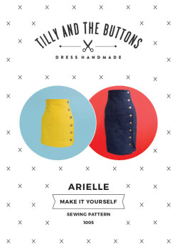 Tilly And The Buttons Pattern - Arielle - Skirt
