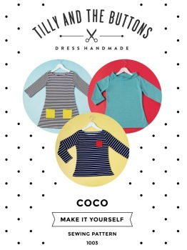 Tilly And The Buttons Pattern - Coco - Dress / Top