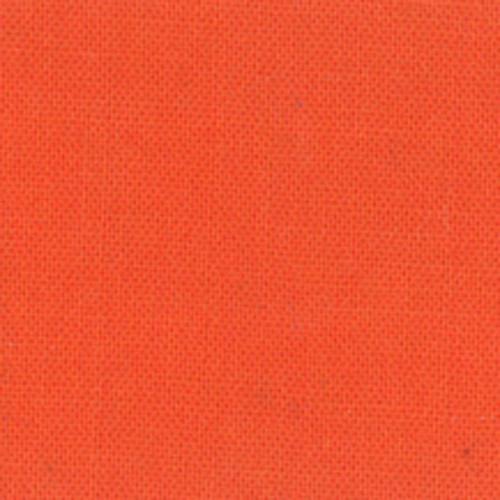 Moda Fabric - Bella Solids - Clementine - 100% Cotton