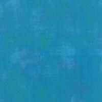 Moda Fabric - Grunge - Turquoise - 100% Cotton
