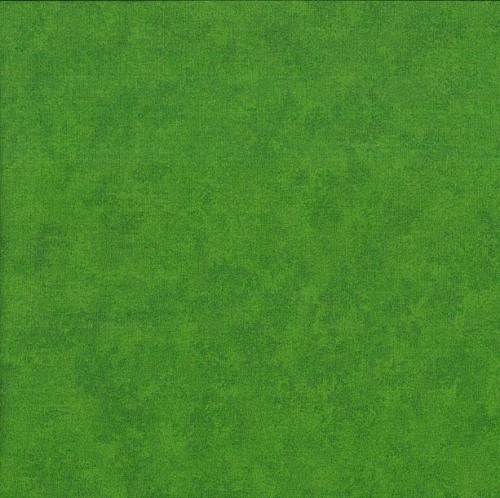 Makower Fabric - Spraytime - Emerald Green - 100% Cotton