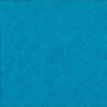 Makower Fabric - Spraytime - Turquoise 2800 T78 - 100% Cotton