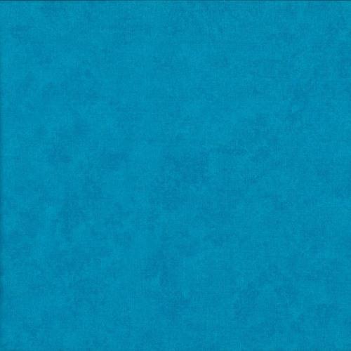 Makower Fabric - Spraytime - Turquoise - 100% Cotton