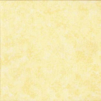 Makower Fabric - Spraytime - Pale Lemon 2800 Y03 - 100% Cotton