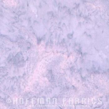 Hoffman Batik Fabric - Watercolour 1895 - Tanzanite - 100% Cotton
