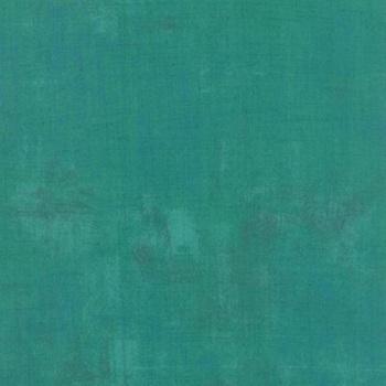Moda Fabric - Grunge - Jade Green - 100% Cotton