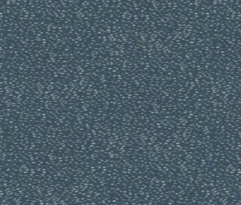 Makower Fabric - Heartwood - Dash - Dark Blue - 100% Cotton
