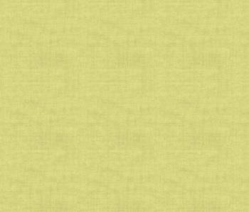 Makower Fabric - Linen Texture Look - Light Green - 100% Cotton