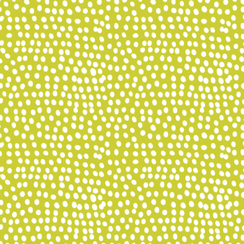 Dashwood Studio Fabric - Flurry - Lime - 100% Cotton