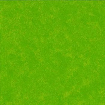 Makower Fabric - Spraytime - Bright Green 2800 G02 - 100% Cotton