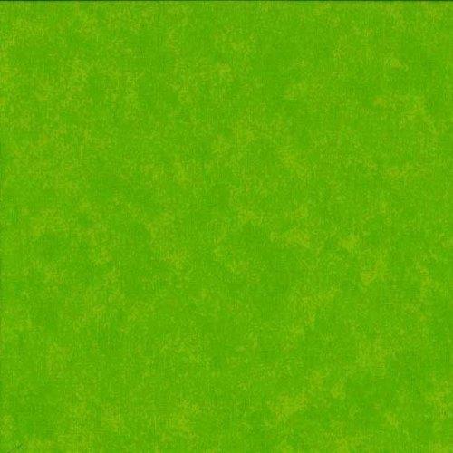 Makower Fabric - Spraytime - Bright Green 2800 G02 - 100% Cotton