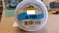Vilene G700 White - Medium, woven cotton, iron on fusible interfacing - metre