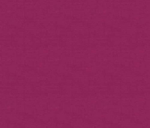 Makower Fabric - Linen Texture Look - Magenta - 100% Cotton