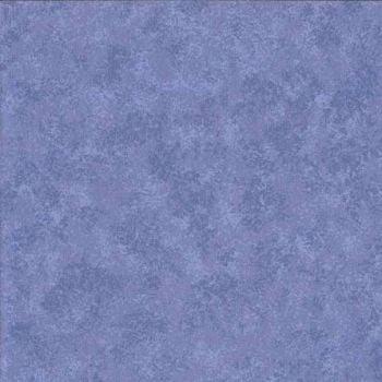 Makower Fabric - Spraytime - Cornflower Blue 2800 B37 - 100% Cotton