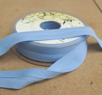 Bias Binding 25mm - Light Blue 236 - Polycotton - Metre