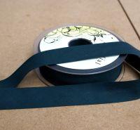 Bias Binding 25mm - Dark Green 461 - Polycotton - Metre