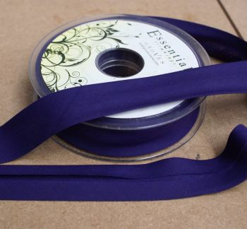 Bias Binding 25mm - Purple 183 - Polycotton - Metre