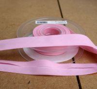 Bias Binding 25mm - Light Pink 718 - Polycotton - Metre