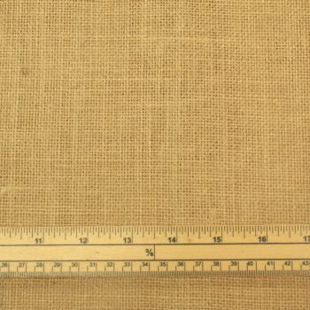 Hessian Fabric - Natural - Half Metre