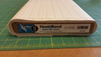 Heat n Bond - Iron on Vinyl Laminate - Gloss - Water Resistant Covering - Metre
