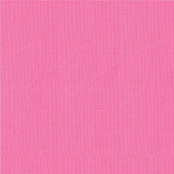 Moda Fabric - Bella Solids - Peony - 100% Cotton