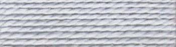 Presencia Finca Perle No.8 Thread - Egyptian Cotton - Light Grey 8728 - 10g Ball
