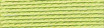 Presencia Finca Perle No.8 Thread - Egyptian Cotton - Light Moss Green 4799 - 10g Ball