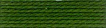 Presencia Finca Perle No.8 Thread - Egyptian Cotton - Avocado 4565 - 10g Ball